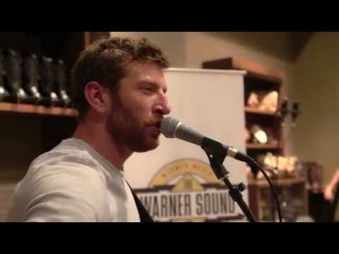 "Brett Eldredge ""Mean to Me"" - The Warner Sound Sessions (Live at CMA Fest)"