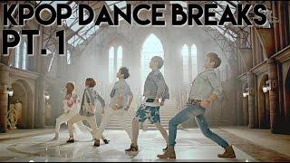 KPOP BEST DANCE BREAKS - PT.1 Resimi