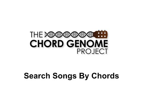 Search Songs by Chords | Chord Genome