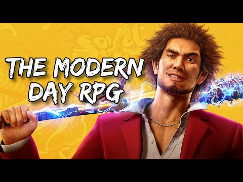 The Modern Day RPG - ChrisTheFields |