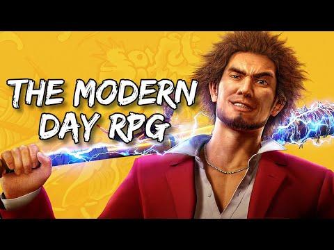 The Modern Day RPG - ChrisTheFields |