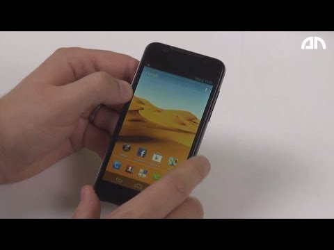 ZTE Grand X Pro - Hands-On - androidnext.de