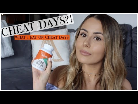 WHAT I EAT ON A CHEAT DAY (to still lose weight) & WHY I TAKE ACTIVATED CHARCOAL