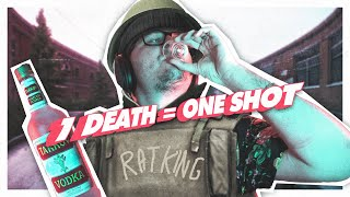 Taking A Shot Every Time I Die In Tarkov