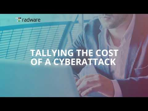 Tallying the Cost of a Cyberattack