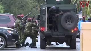 OBUTUJJU E KENYA: Woteeri ya Dusit erumbiddwa, waliwo bebasse