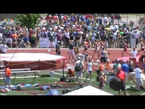 2011 Wisconsin D1 1600m Final