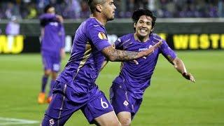 Video Gol Pertandingan Fiorentina vs Dynamo Kyiv