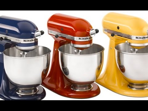 Great How A KitchenAid Stand Mixer Is Made   BrandmadeTV   YouTube