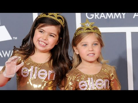 What Sophia Grace And Rosie Look Like Now