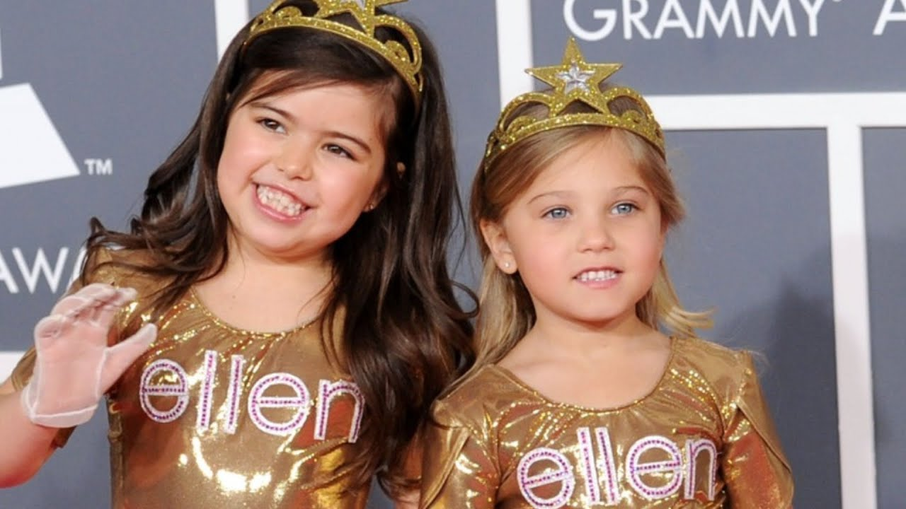 What Sophia Grace And Rosie Look Like Now Youtube