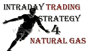 Intraday Trading Strategy For Natural Gas 90% success (Back tested )