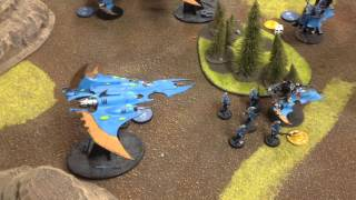Battle Highlights 22: Necrons vs Dark Eldar