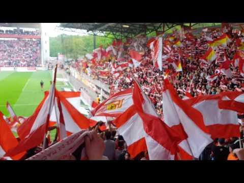 FC Union Berlin - Nina Hagen - Eisern Union - Union vs Heidenheim - 14.05.2017