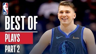 Download NBA's Best Plays | 2018-19 Season | Part 2 Mp3 and Videos