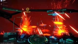 Elite: Dangerous 2.3   Cobra Mk IV vs FAS (Cmdr Algomatic)