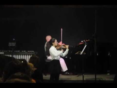 Roberto Santucci  Piano - Greca Puddu  Violino Fantasia di una Notte a Torre delle Stelle