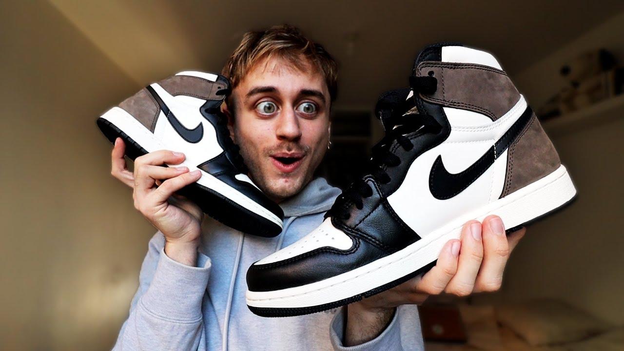 J'ai acheté cette paire 1 mois avant sa sortie (Jordan 1 Dark Mocha)
