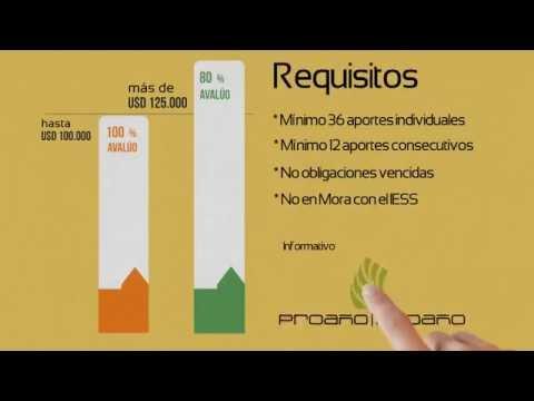 Nuevo interés para préstamos hipotecarios de YouTube · Duración:  2 minutos 1 segundos  · 107 visualizaciones · cargado el 02/04/2015 · cargado por Comunidad Quito