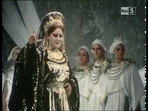 Luciana Serra - Tremare Zenobia? - Là pugnai; la sorte arrise - Aureliano in Palmira - 1980