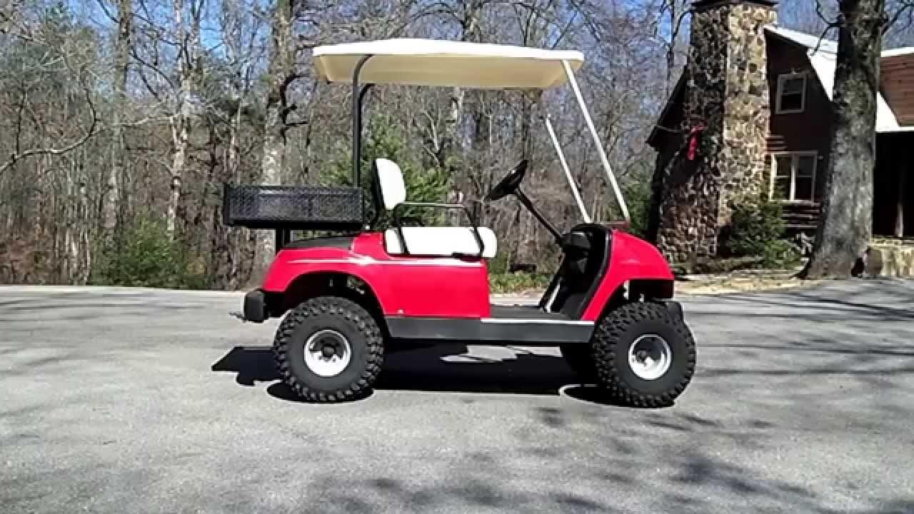 Yamaha G-16 Gas Golf Cart Needs New Shocks - YouTube on aftermarket atv shocks, yamaha utility cart shocks, yamaha g2 shocks, spring loaded golf cart shocks, yamaha golf carts winter covers, lifted golf cart shocks, heavy duty golf cart shocks, f150 heavy duty shocks, yamaha golf carts product, club car golf cart shocks,