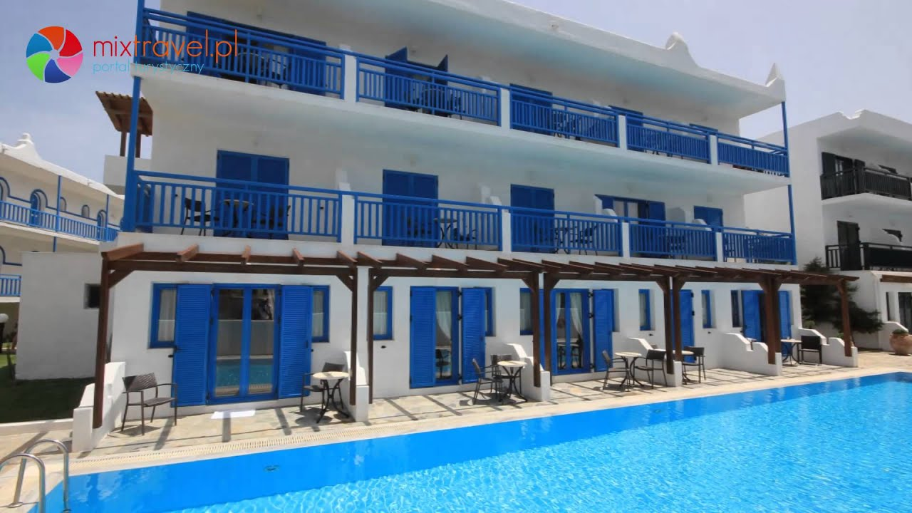 Hotel Mitsis Rinela Beach Kokkini Hani Kreta