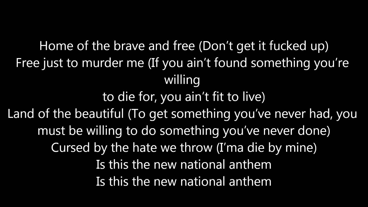 Download T.I. - New National Anthem (Official Lyrics!) feat. Skylar Gray