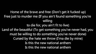 T.I. - New National Anthem (Official Lyrics!) feat. Skylar Gray