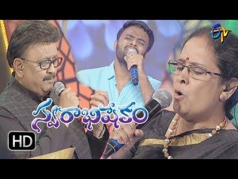 Swarabhishekam   25th February 2018   Full Episode   ETV Telugu