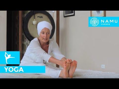 Aula de yoga para iniciantes - Kundalini yoga básico | Subagh Kaur Khalsa