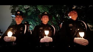 National Police Week 2018 Candlelight Vigil