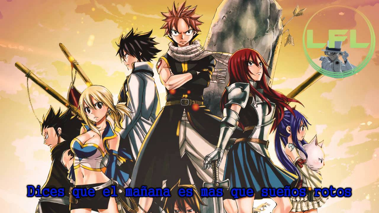 The best: fairy tail opening 7 fandub latino dating