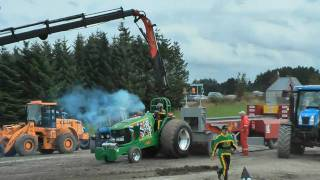 Tractor Pulling Norway - Bryne Part 1