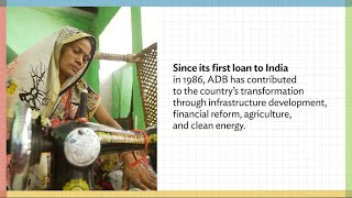 ADB Microfinance Assistance Works. Just Ask Indian Dairy Farmer Sarvesh Chauhan