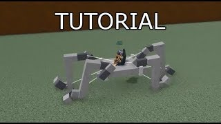 ROBOT TUTORIAL | ROBLOX Build A Boat For Treasure