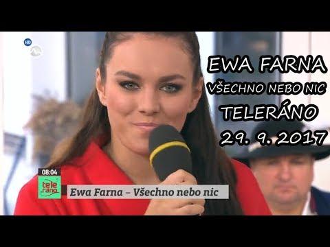 Ewa Farna - Všechno nebo nic - Teleráno (29.9)