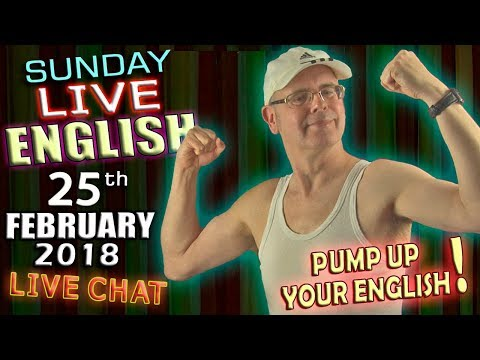 Mr Duncan's Live English - 25th Feb 2018 - Dog Idioms - Wint