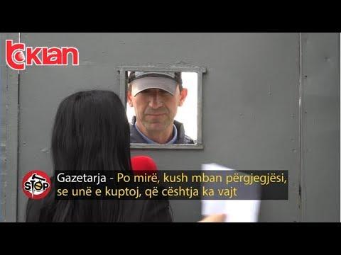 Stop - Skandali ne burgun e Rrogozhines, punonjesit grabisin te burgosurit! (30 janar 2019)