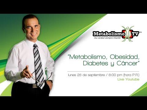 En VIVO con Frank Surez! Metabolismo, Obesidad, Diabetes y Cncer