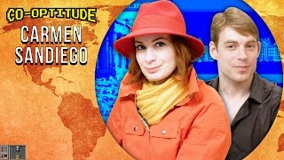 Let's Play WHERE IN TIME IS CARMEN SANDIEGO?! (Co-Optitude with Ryon & Felicia Day)