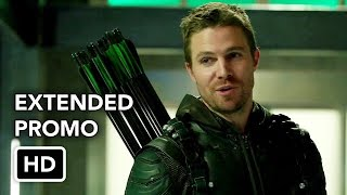 Arrow 5x05 Extended Promo