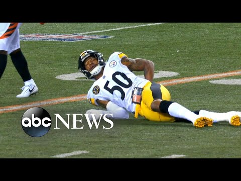 Steelers linebacker suffers major back injury