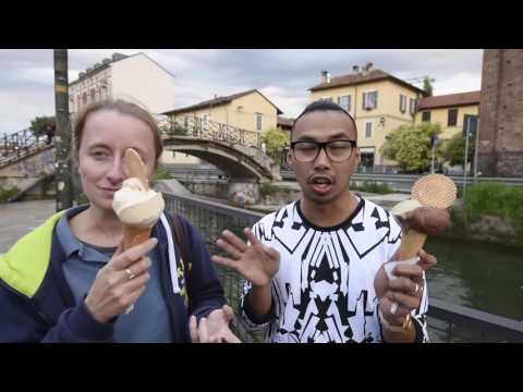 #Bonus Milan Street Food Challenge - La Gelateria della Musica