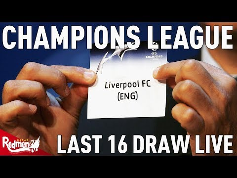 Porto v Liverpool  Champions League Draw Reaction LIVE