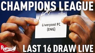 Porto v Liverpool   Champions League Draw Reaction LIVE