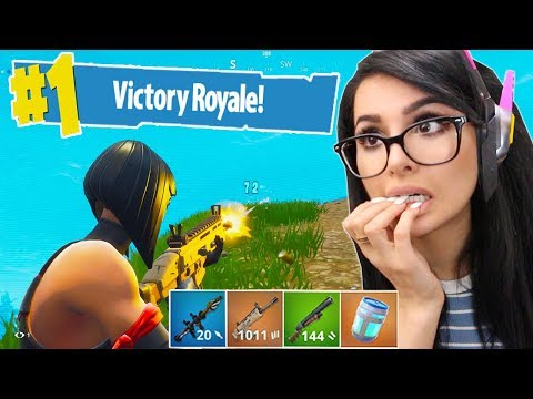 I WON AGAIN  | #3 SOLO WIN ON FORTNITE BATTLE ROYALE
