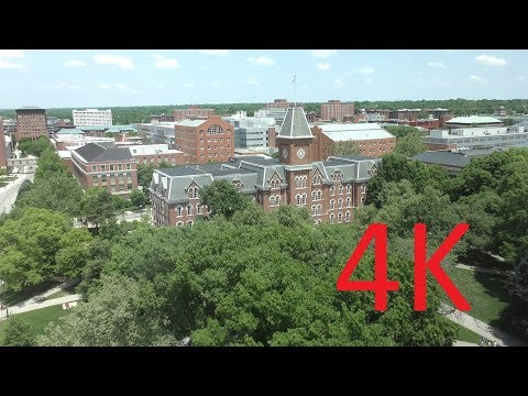 A 4K Tour of The Ohio State University