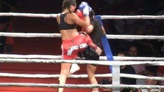 Μαριάννα Καλλέργη Vs Meryem Uslu | The Battle 5