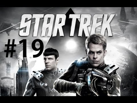 Star Trek (2013) The Video Game Walkthrough Part 19: Gorn Planet Part 2