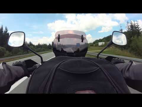 From Bulgaria to Russia - Day 2 (Debrecen, Hungary - Slovakia - Lublin, Poland)
